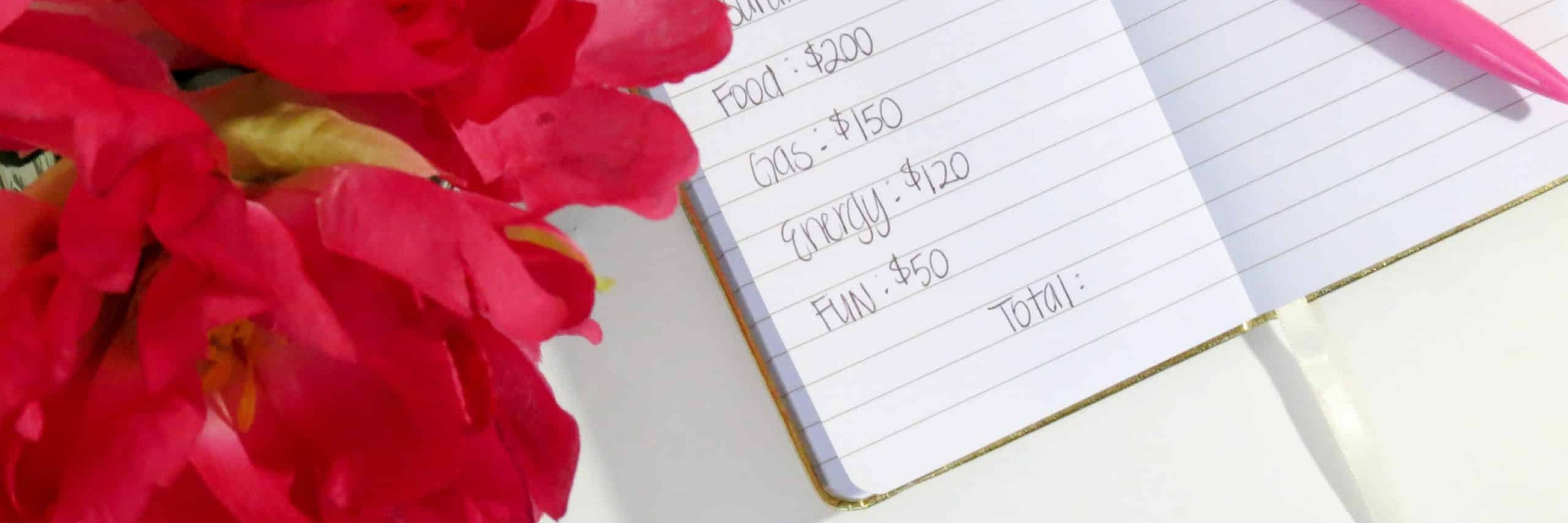 Budgeting tips for families and homes